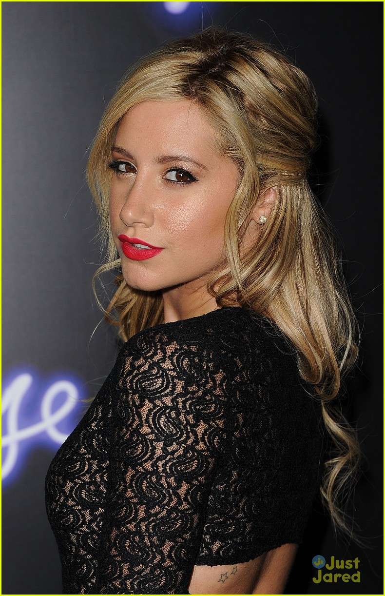 ashley tisdale footloose premiere 14