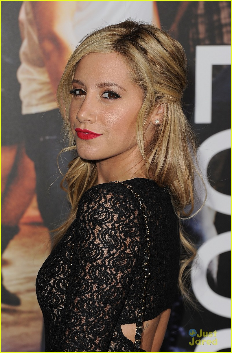 ashley tisdale footloose premiere 24