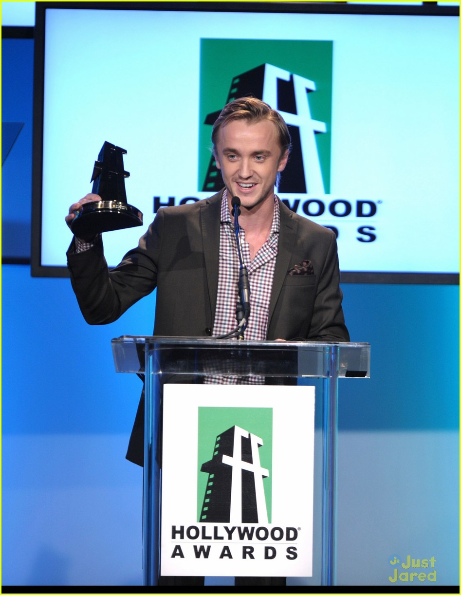 tom felton hollywood film awards 03