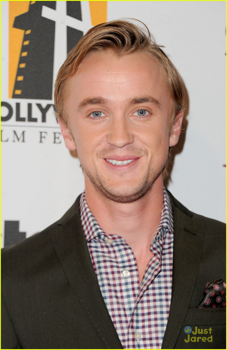 tom felton hollywood film awards 05