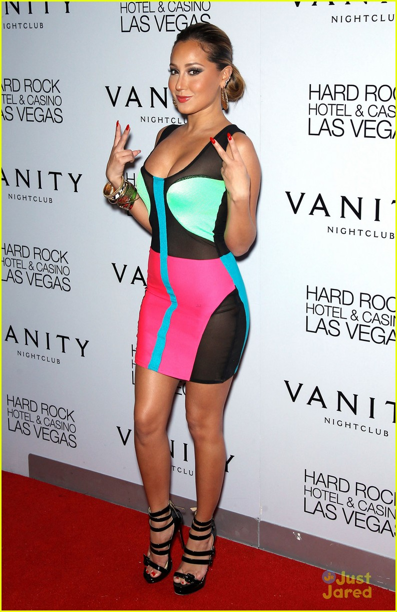 adrienne bailon vanity vegas 19