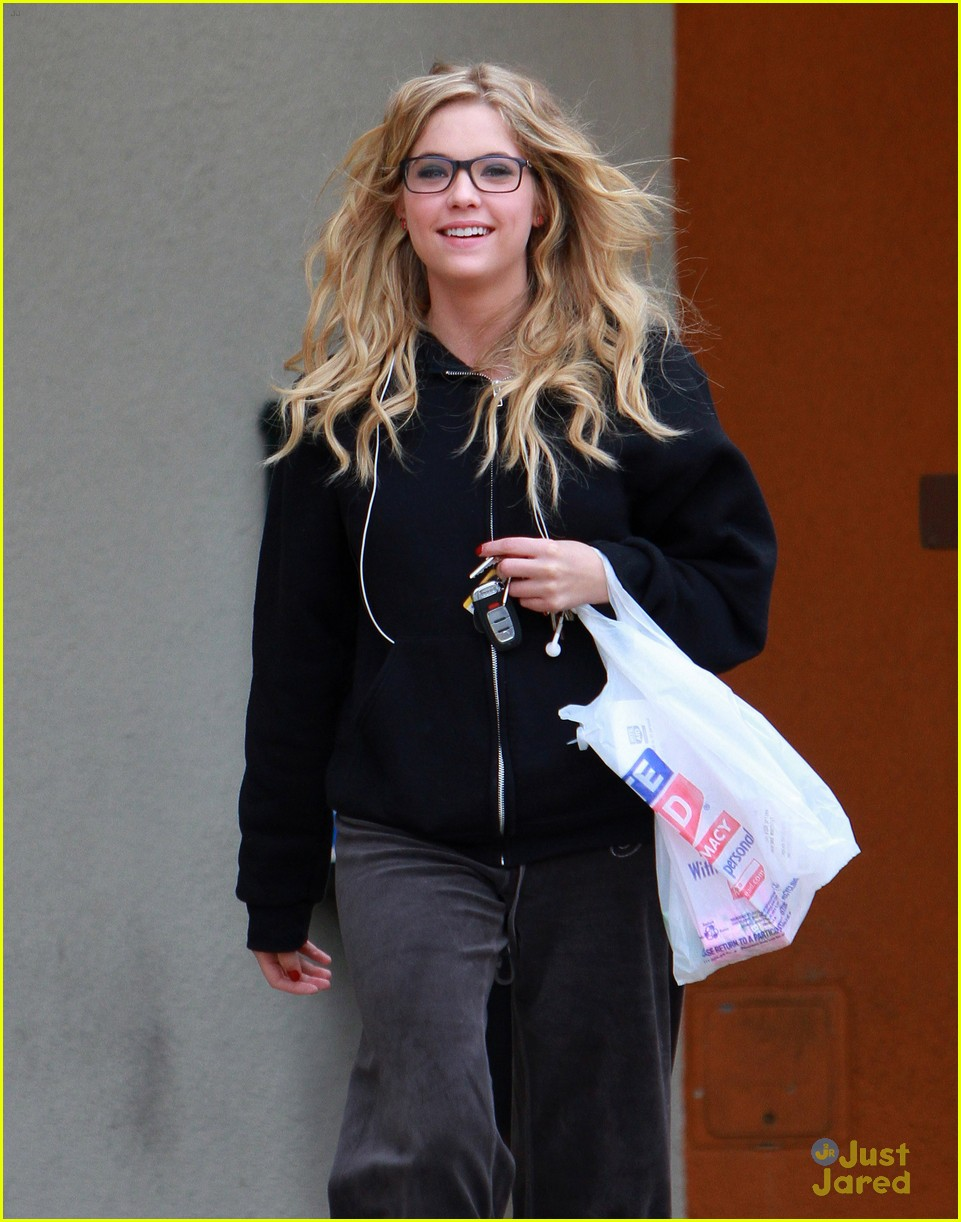 ashley benson rite aid 02
