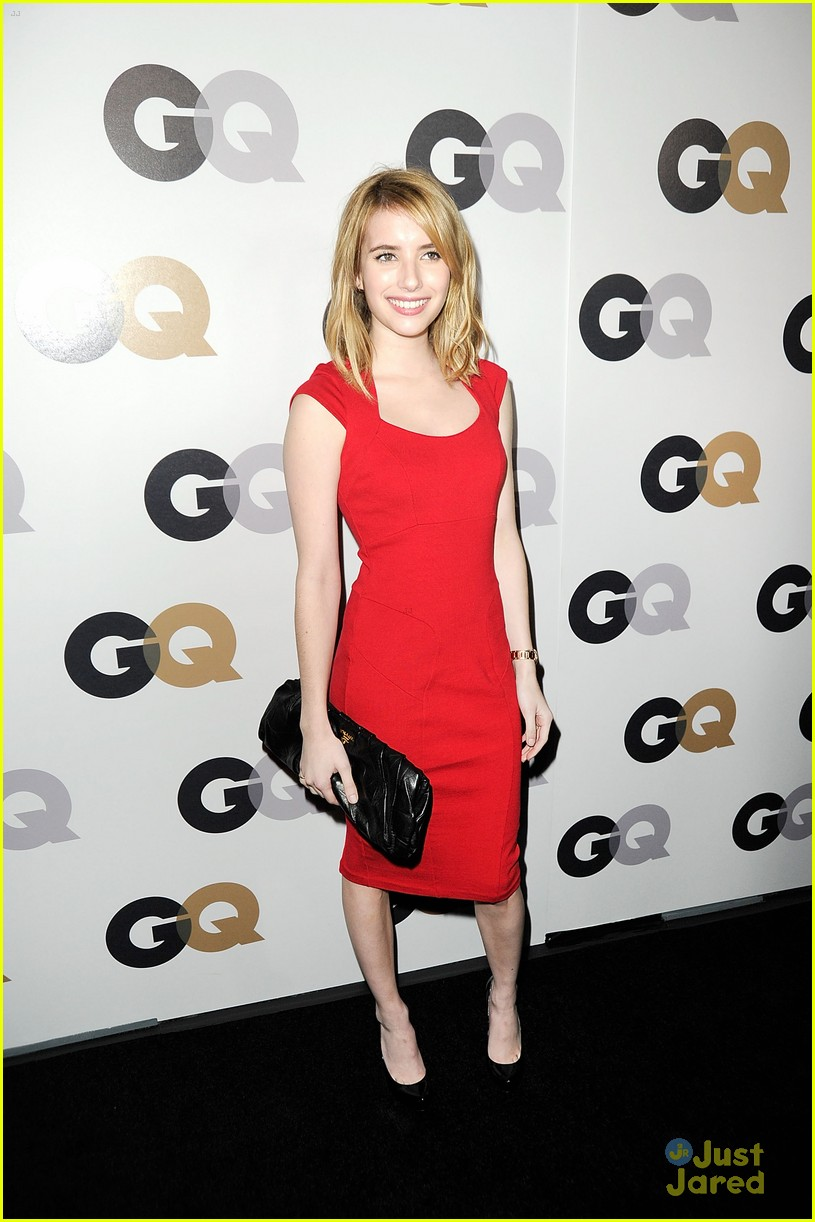 emma roberts gq party 03
