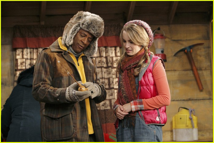 bridgit mendler ice fishing 02