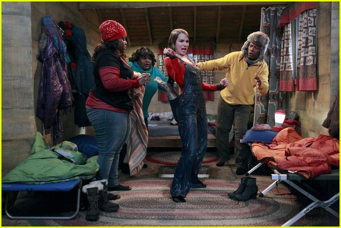 bridgit mendler ice fishing 04