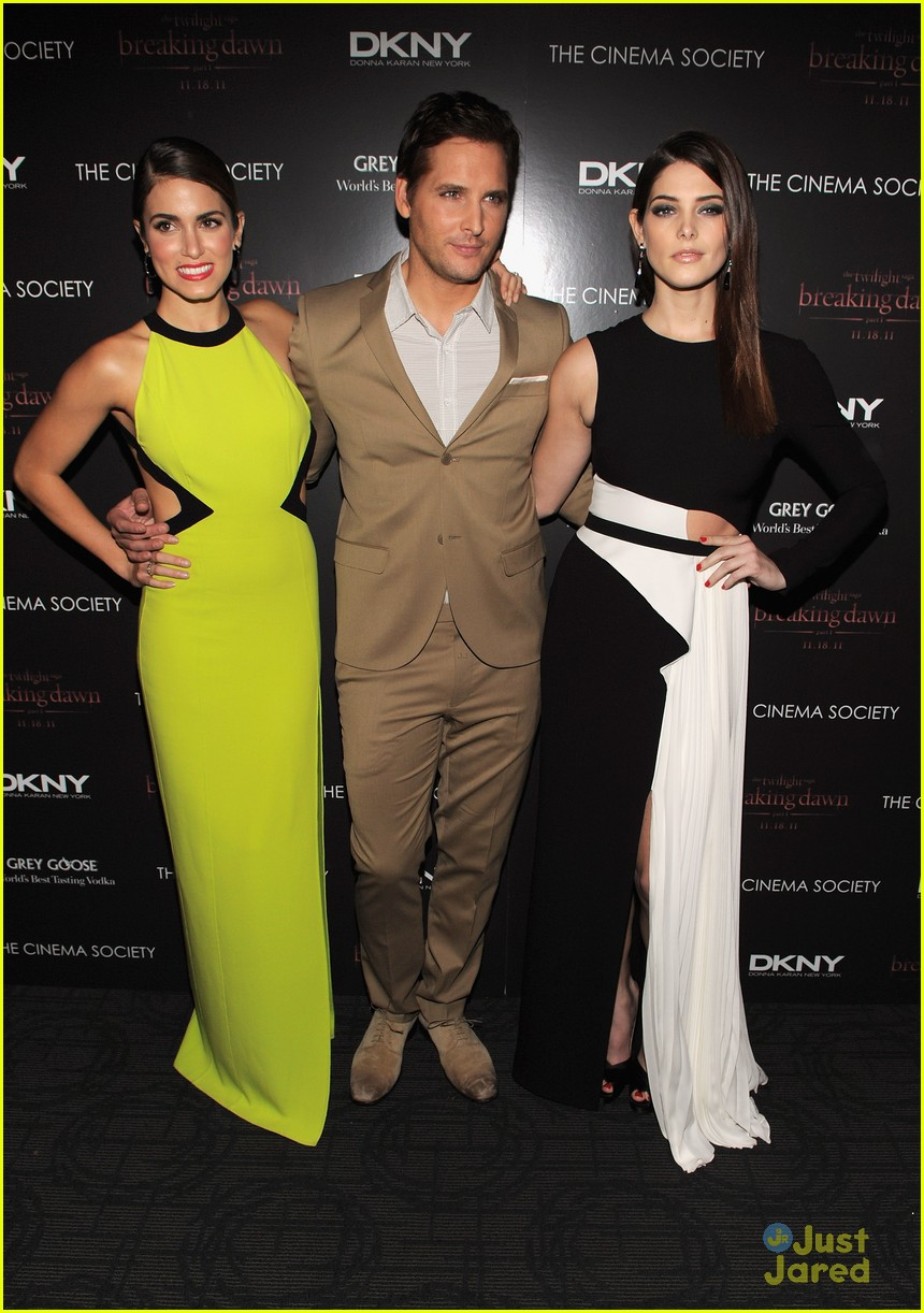 ashley greene nikki reed bd nyc 01