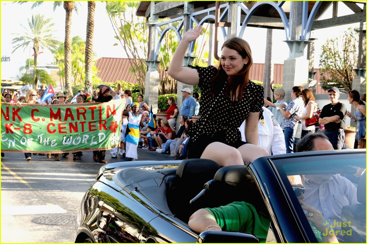 jennifer stone grand marshal 06