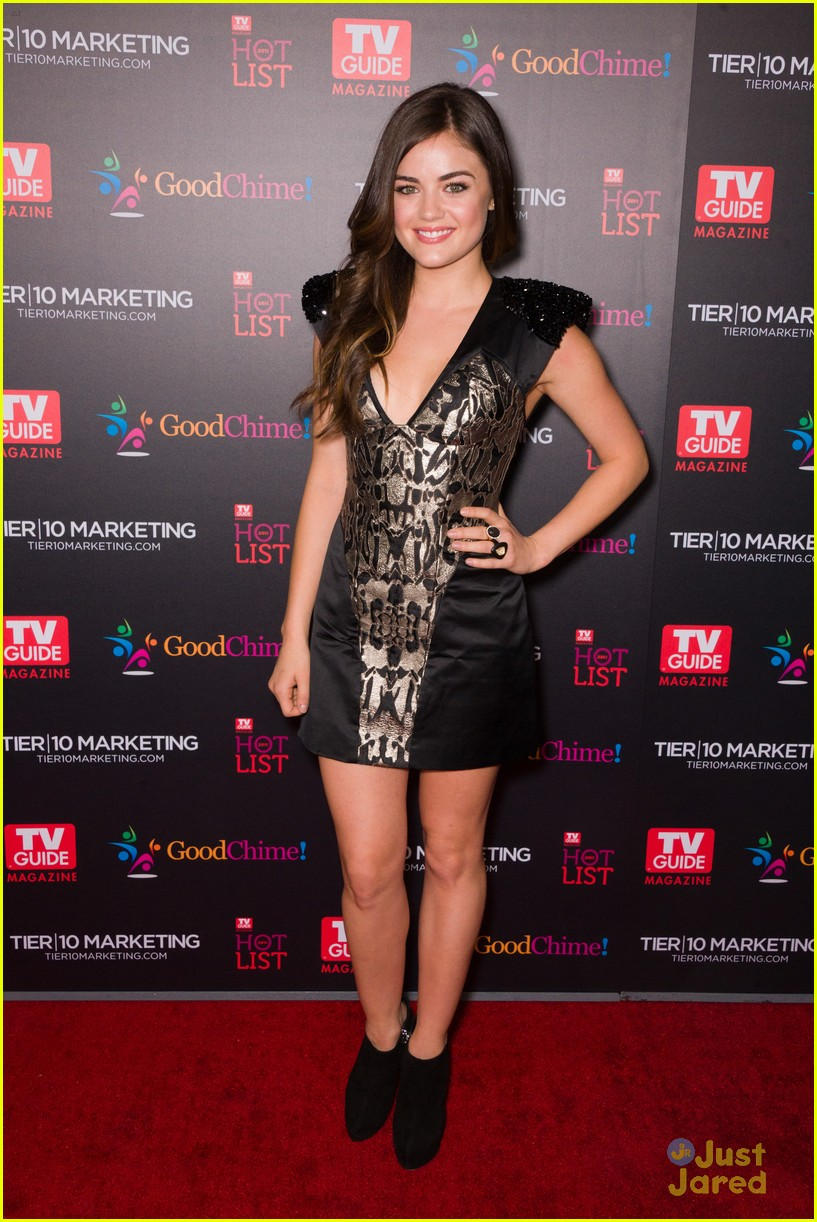 Lucy Hale: 'Hot List' Party with 'Hot' Pretty Boys | Photo ... Liam Hemsworth