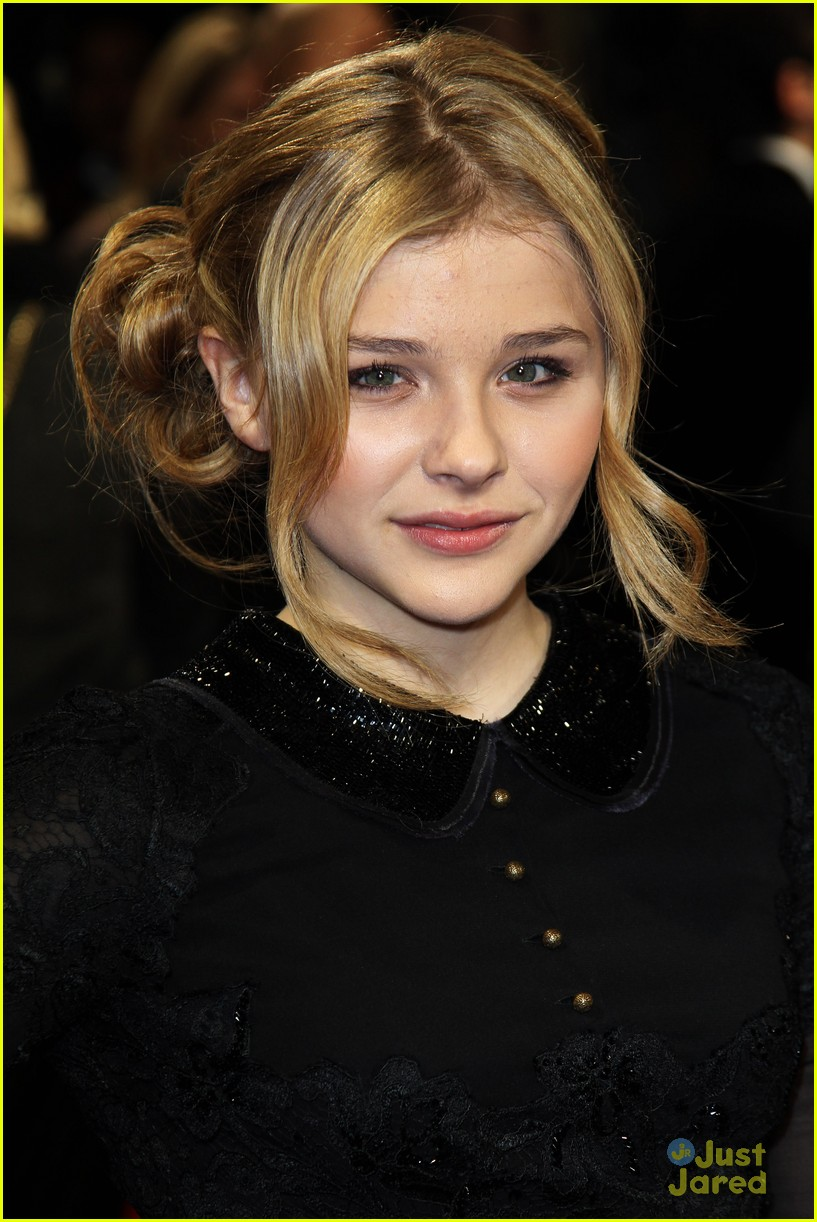 chloe moretz amp asa butterfield hugo royal film