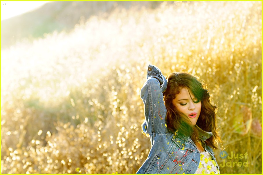 selena gomez lights video shoot 09