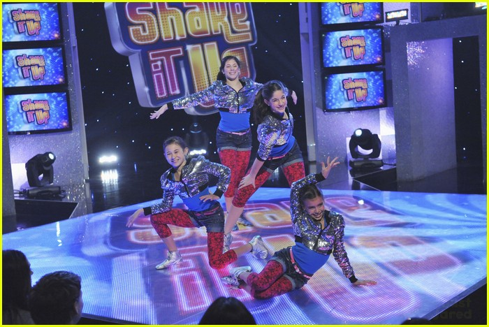 ak squared shake it up 10