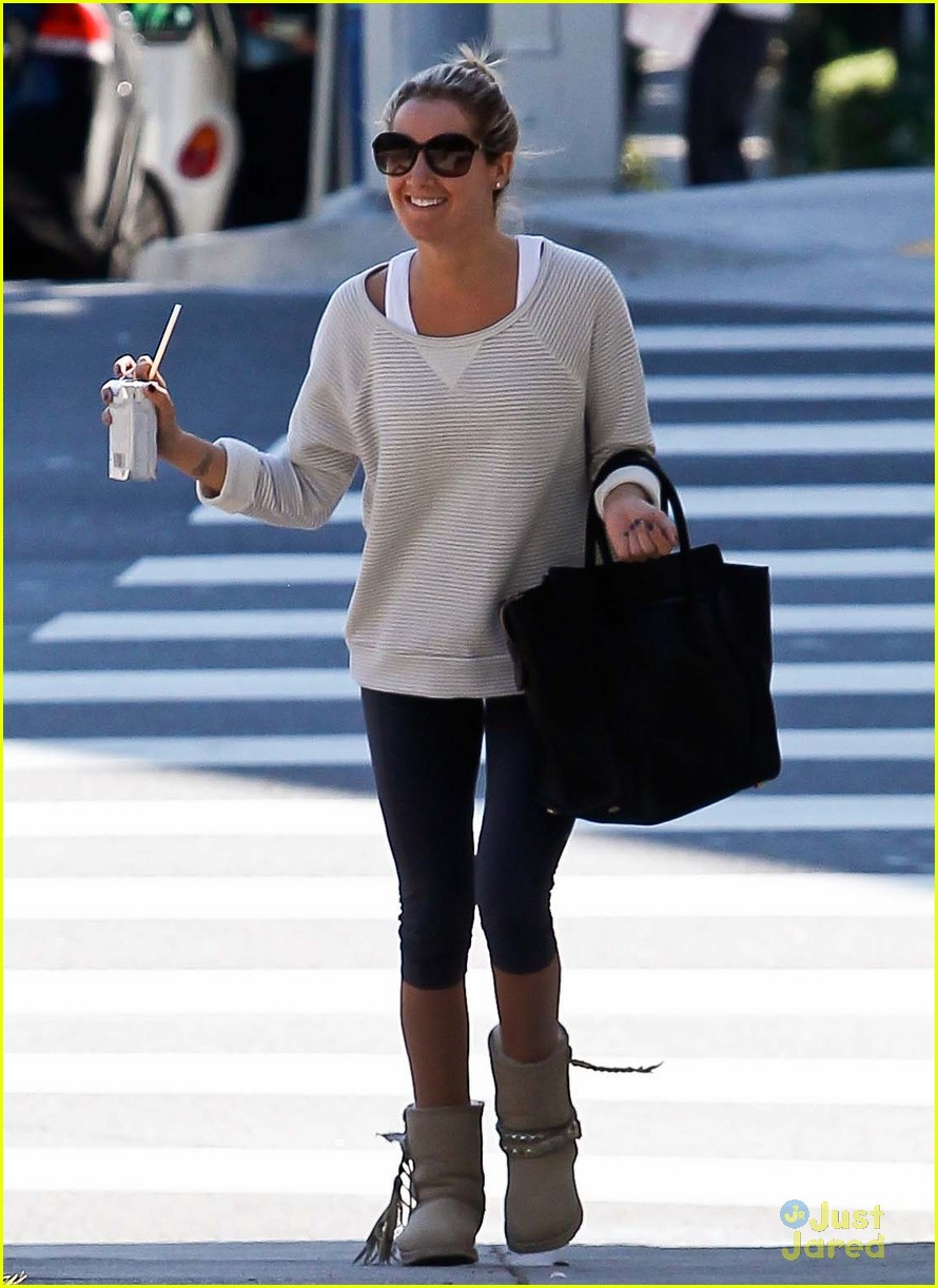 ashley tisdale barneys 10
