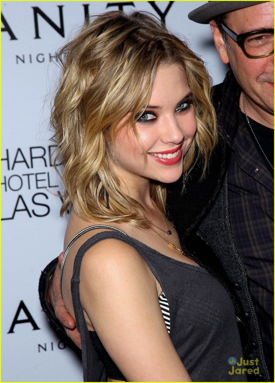 ashley benson vanity bday 11