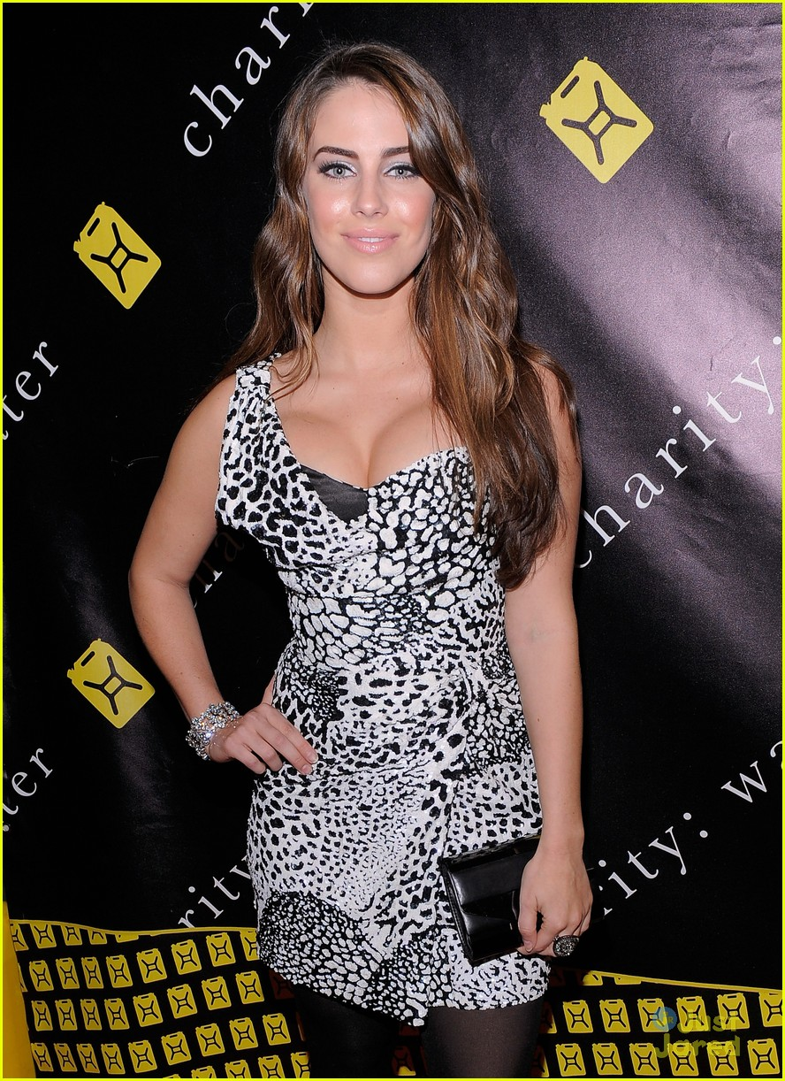 jessica lowndes charity ball 07