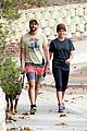 Reed-dogwalking nikki reed paul dog walking 05