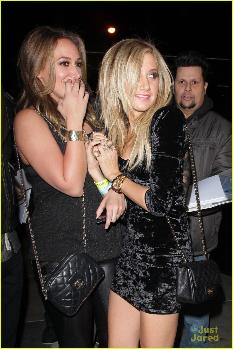 ashley tisdale haylie duff trousdale 04