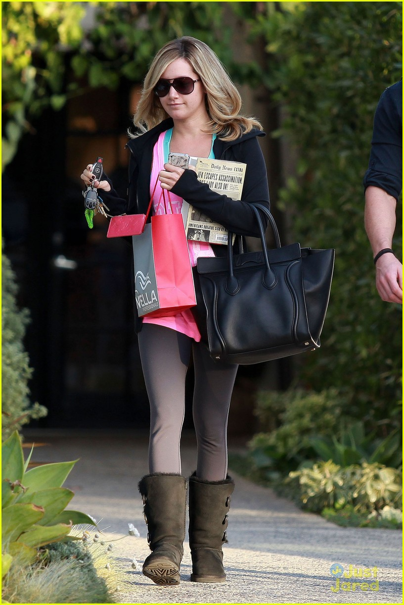 ashley tisdale salon stop 15