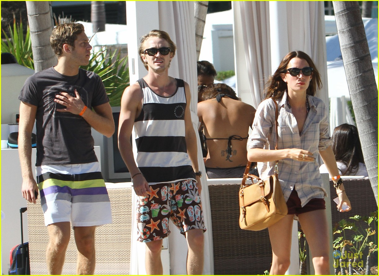 tom felton pool jade olivia 14