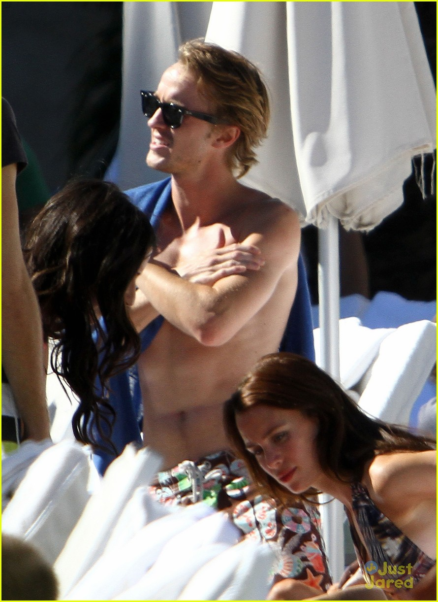 tom felton shirt miami 03