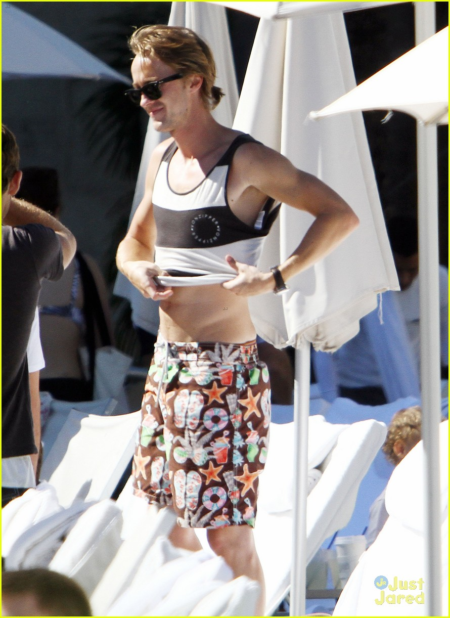 tom felton shirt miami 06