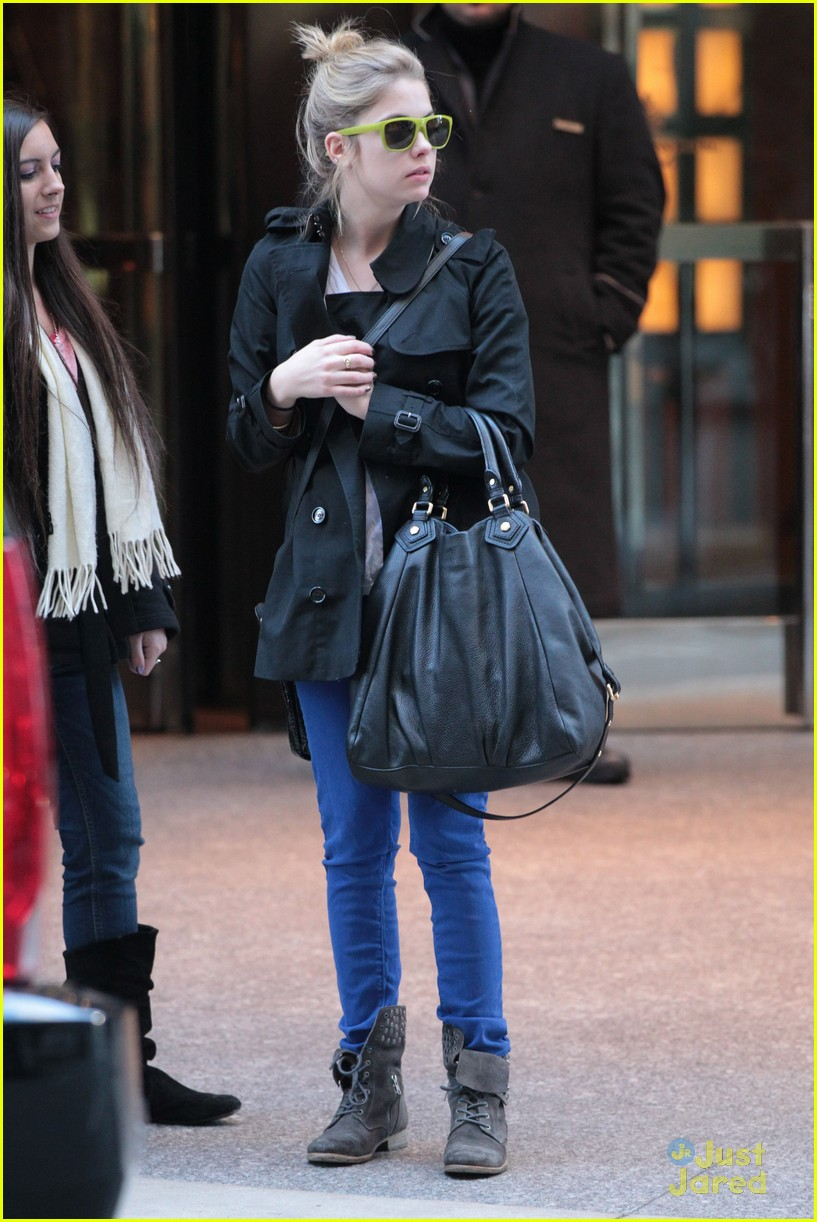 ashley benson ny hotel 10