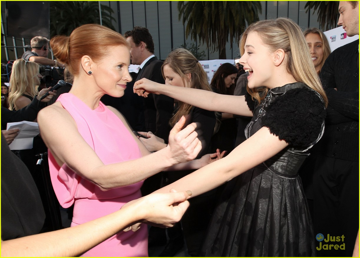chloe moretz critics choice 02