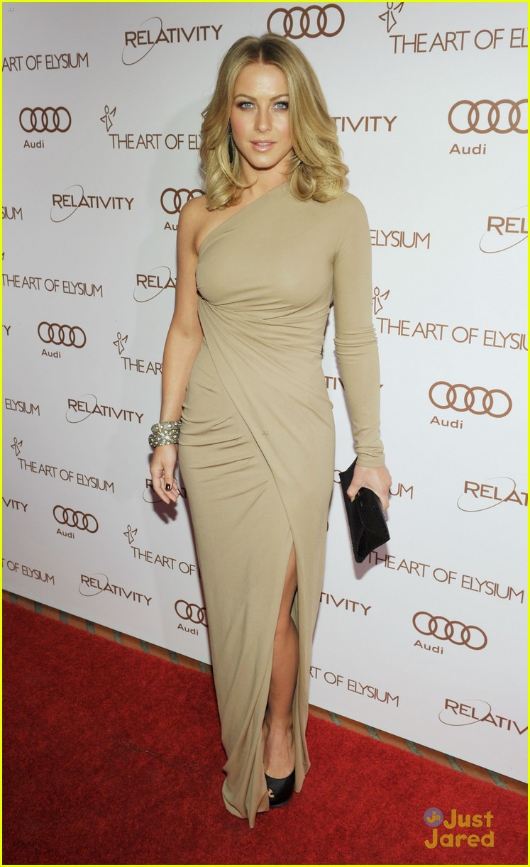 julianne hough heaven gala 01