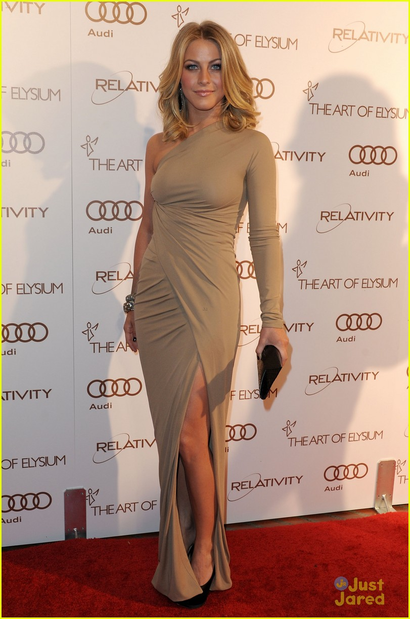 julianne hough heaven gala 10