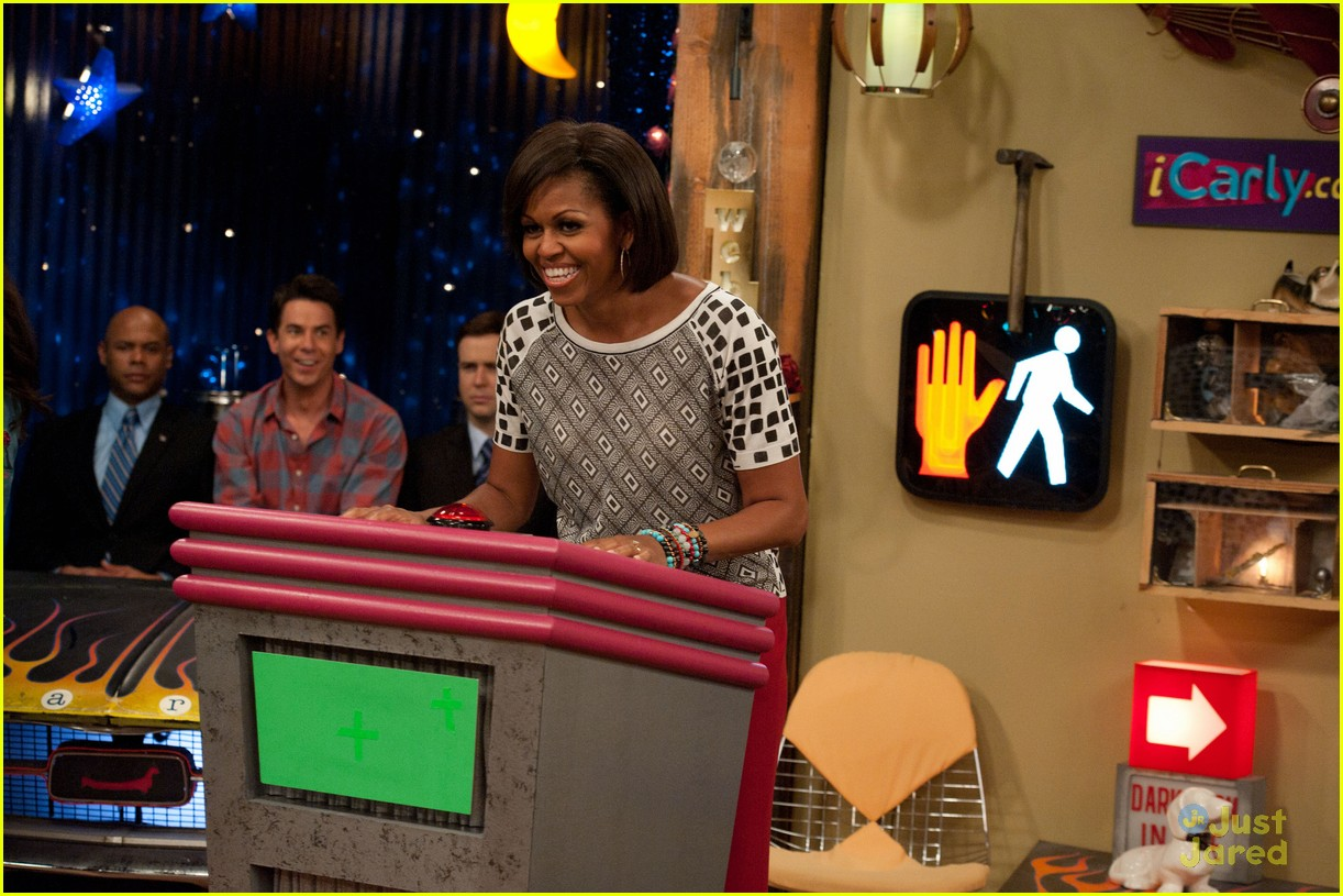 jerry trainor michelle obama 08