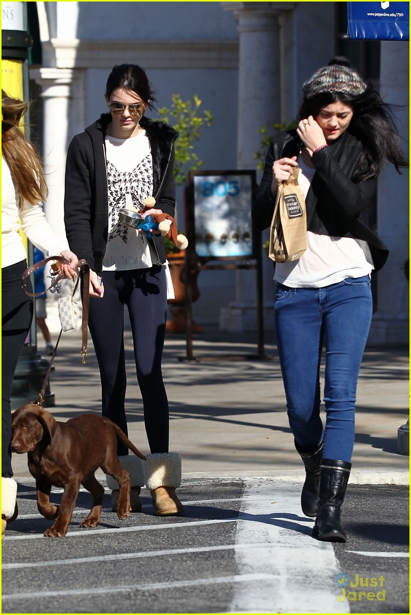 kendall kylie jenner ice cream 13