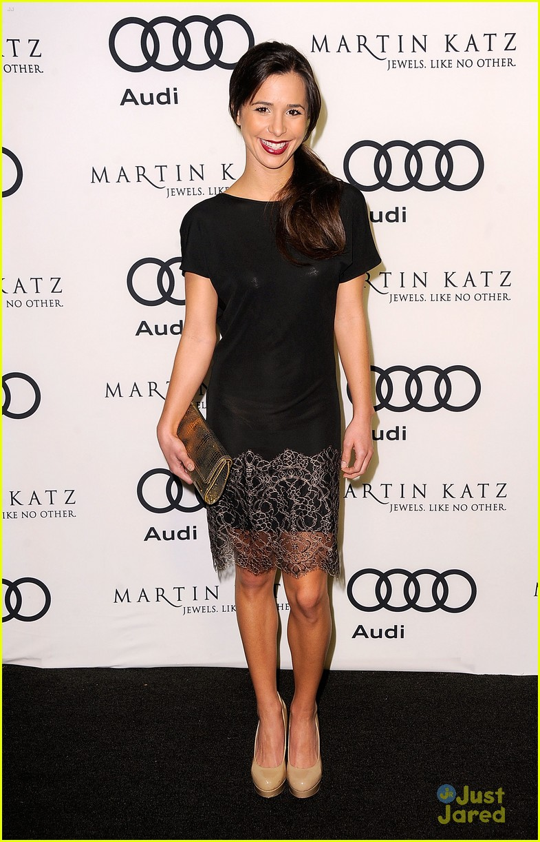 josie loren audi gg party01