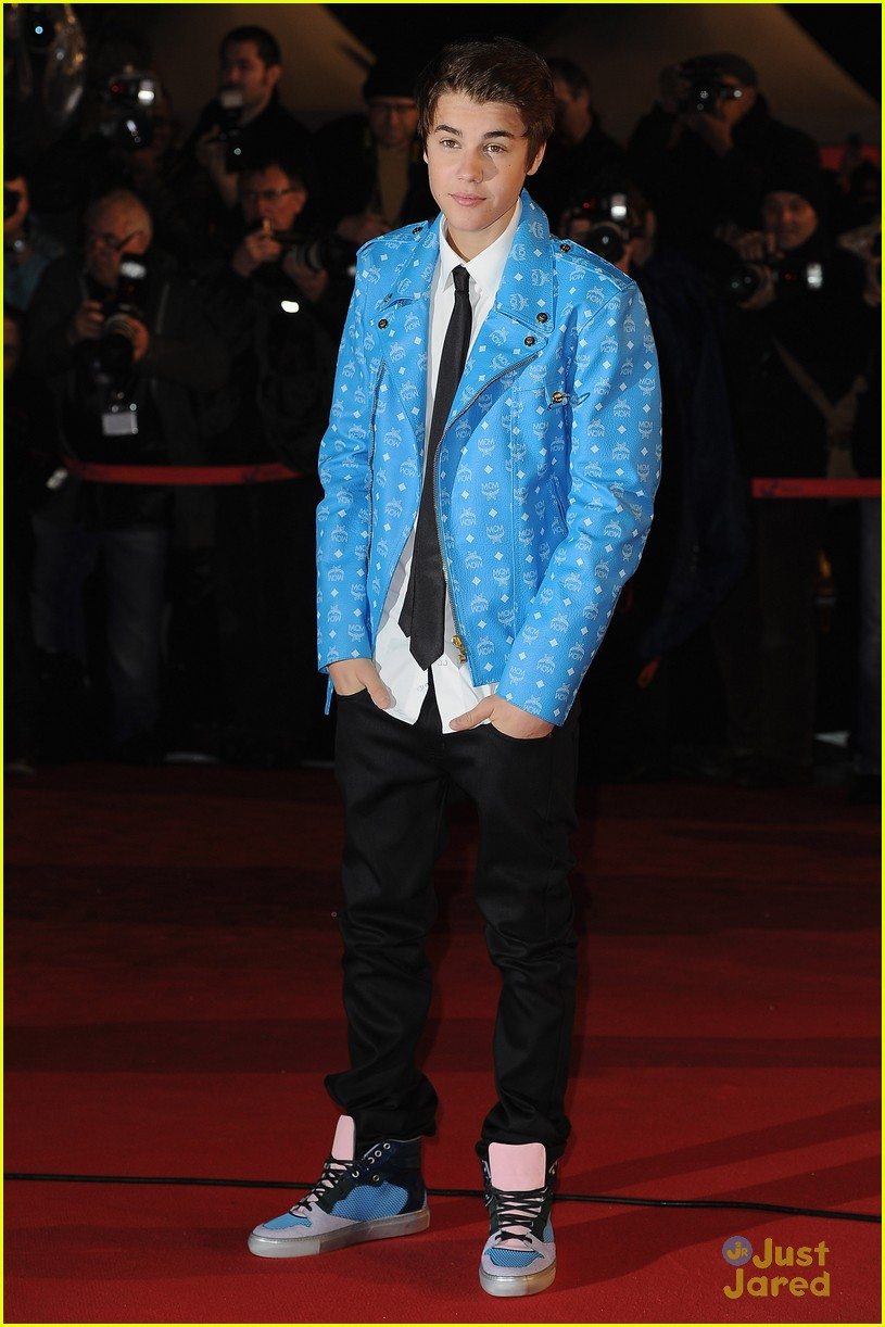 justin bieber nrj awards 11