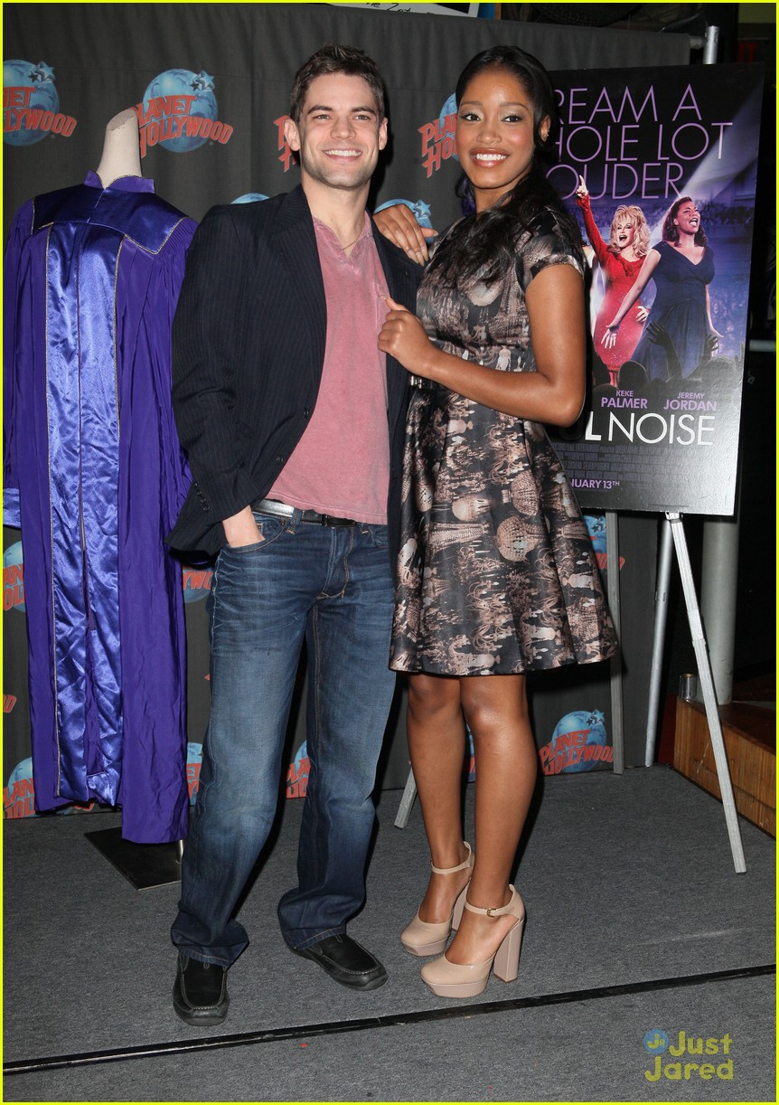keke palmer planet hollywood 10