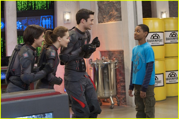 lab rats premiere february 18