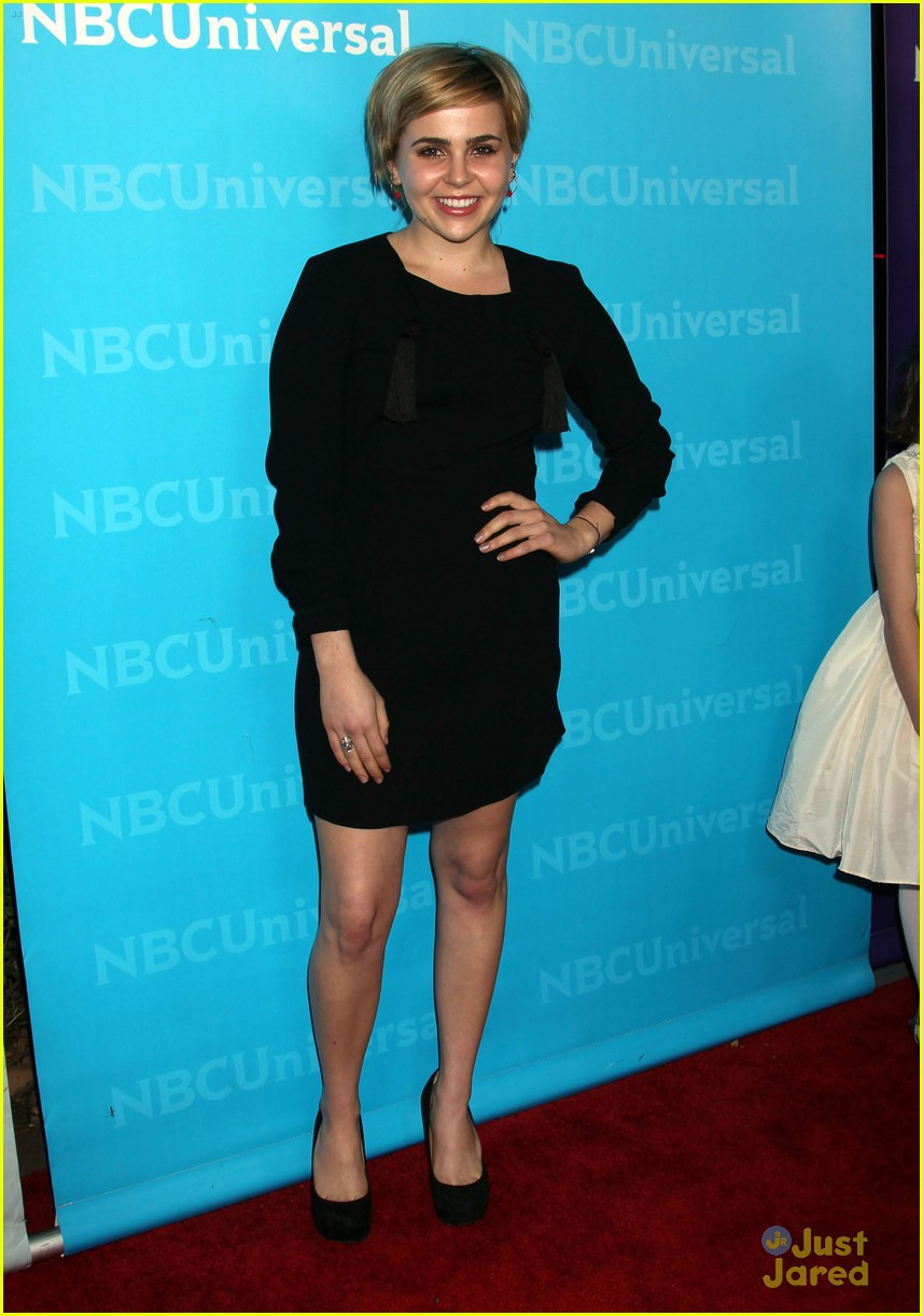 mae whitman nbc tca party 05