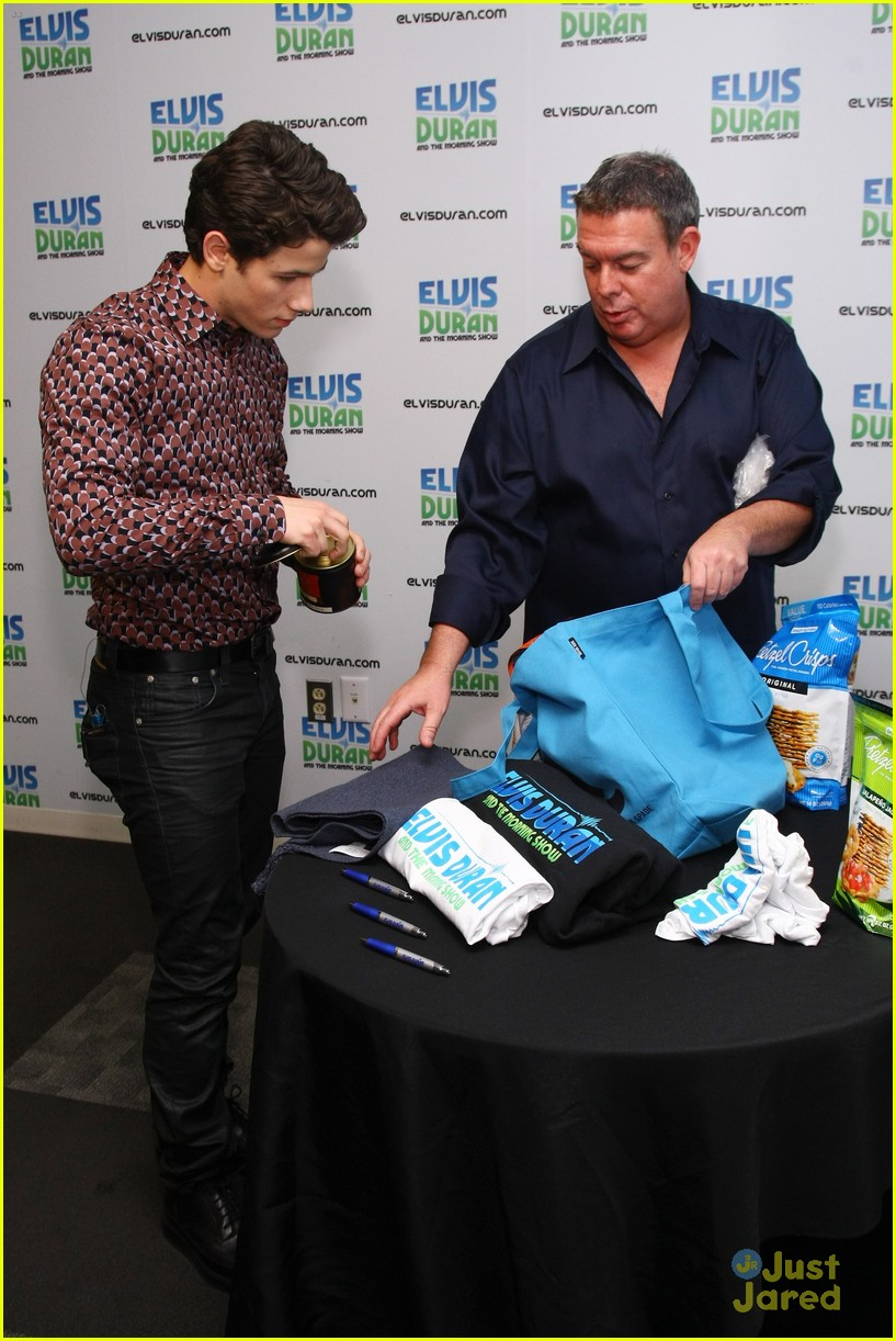 nick jonas duran morning show 11
