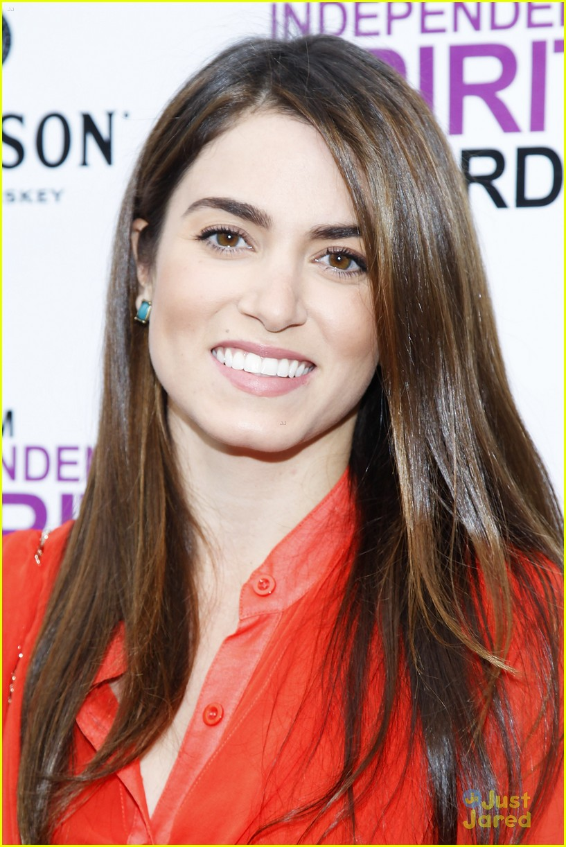 nikki reed spirit awards brunch 02