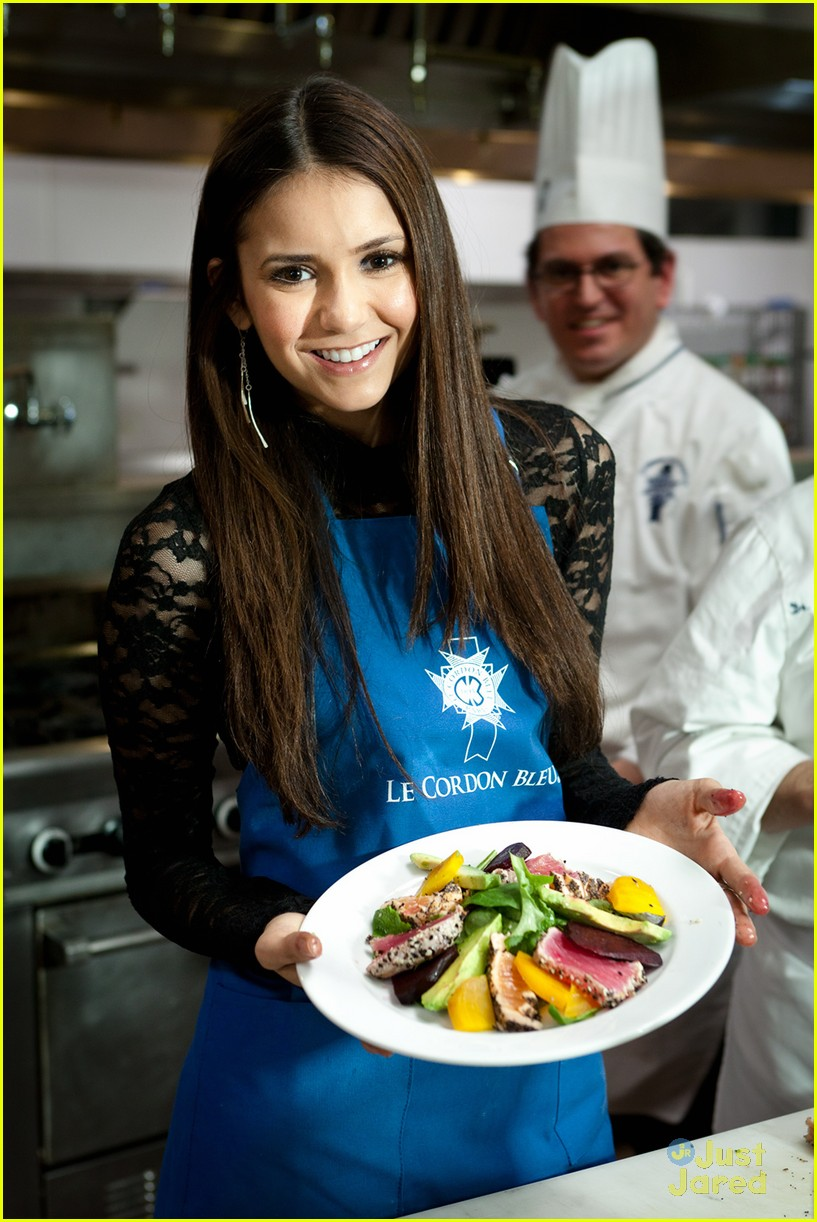 nina dobrev cordon bleu bday 05