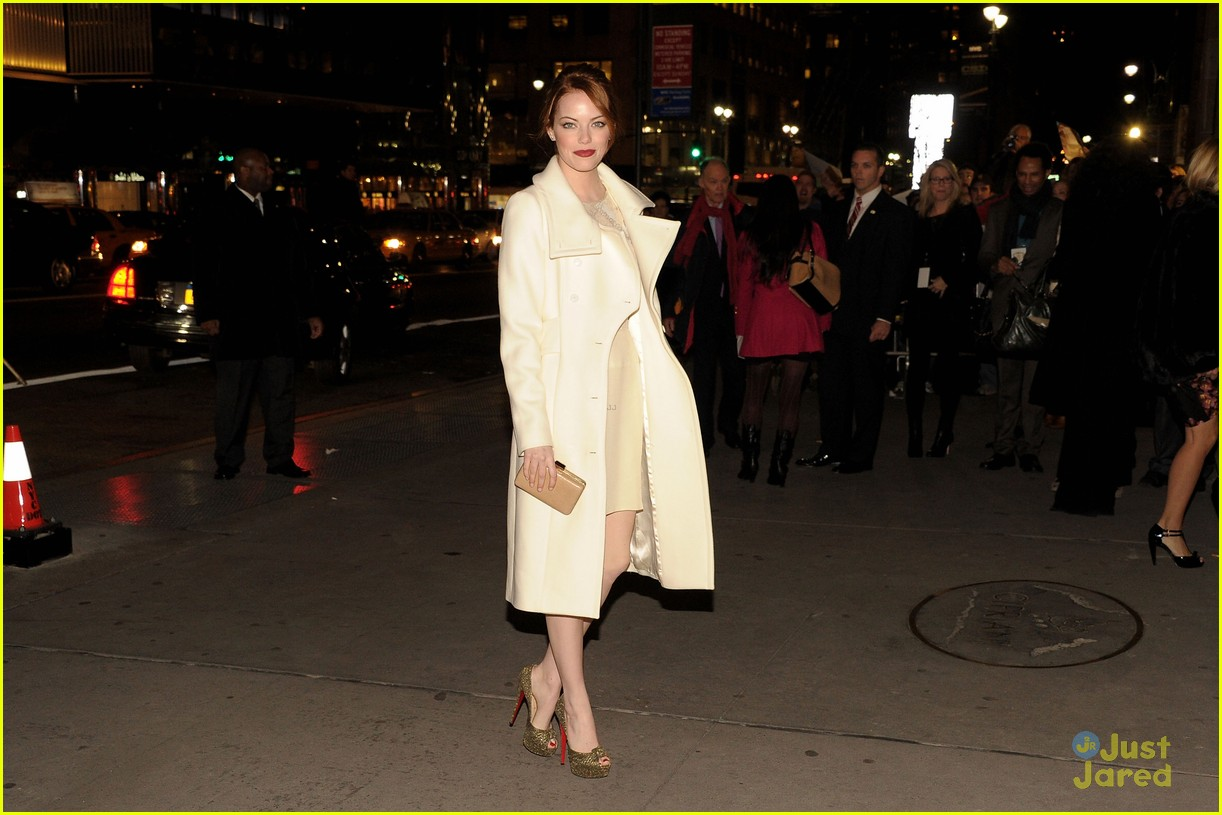 emma stone board review gala 01