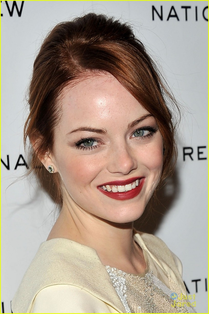emma stone board review gala 11