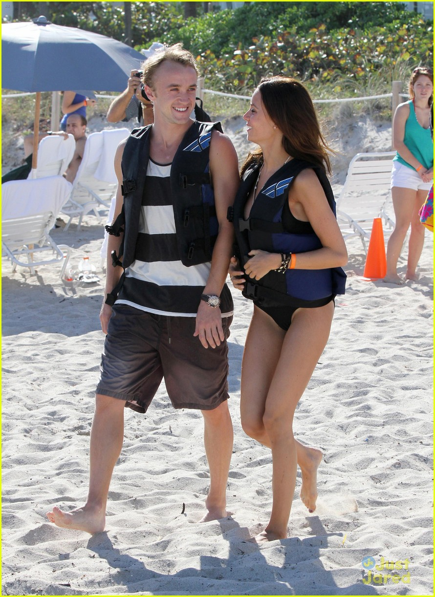 tom felton jade olivia jetski 25
