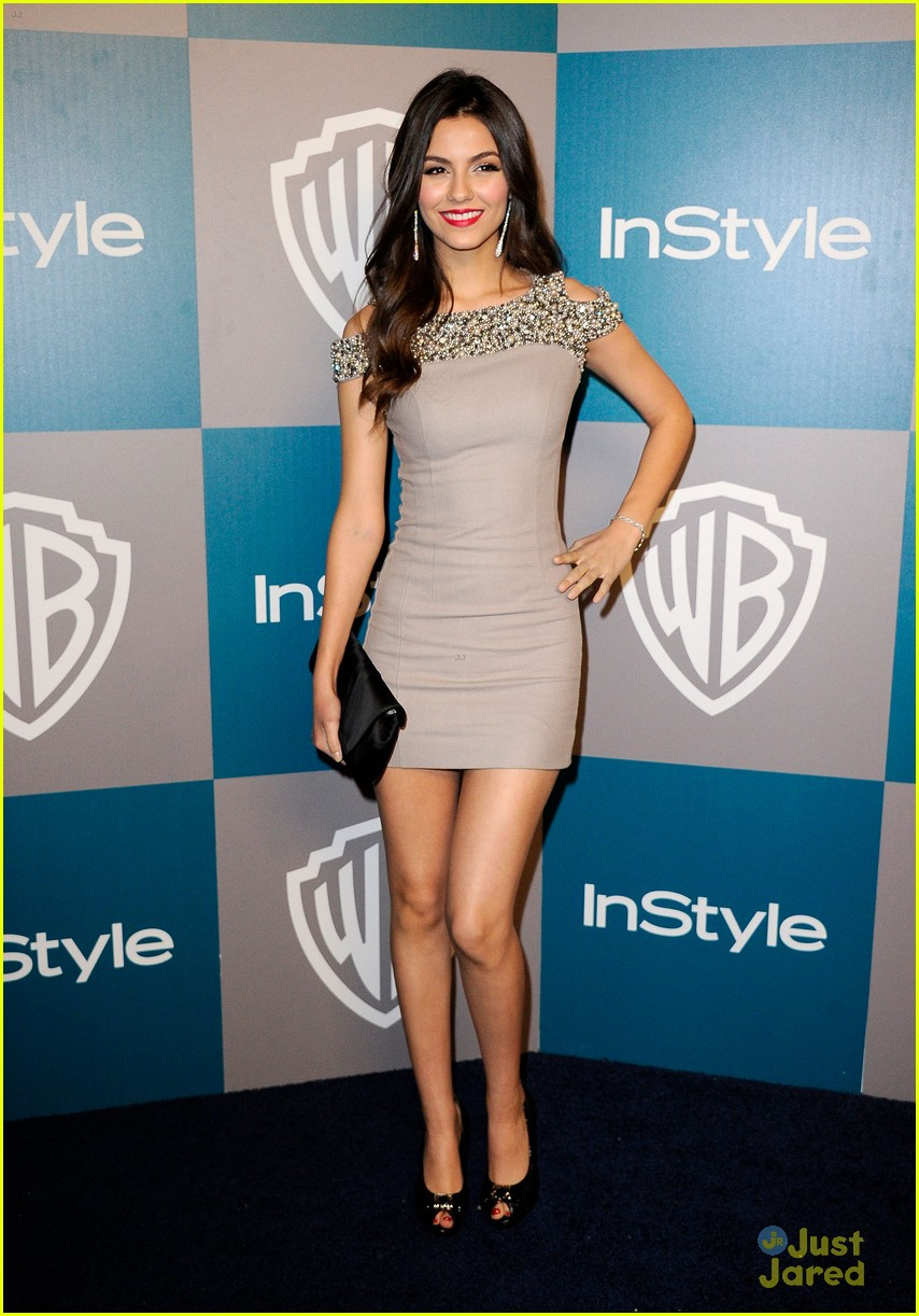 victoria justice instyle gg party 09