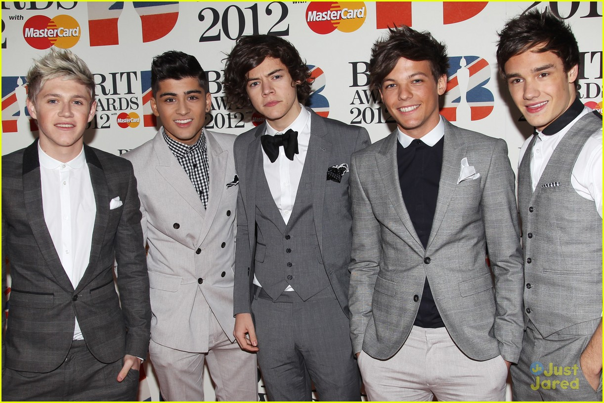 one direction brit awards 02