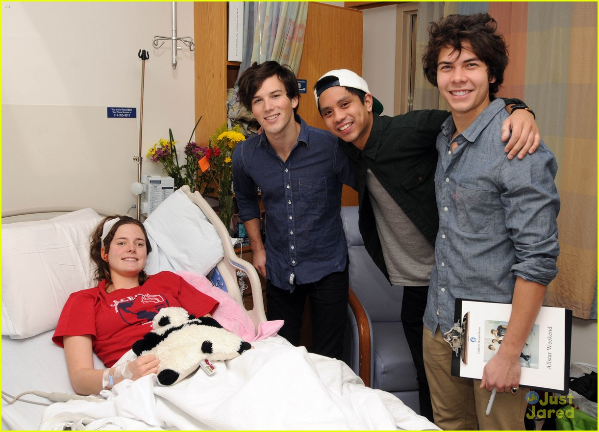 allstar weekend boston hospital 10