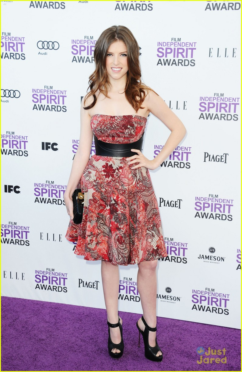 anna kendrick spirit awards 10