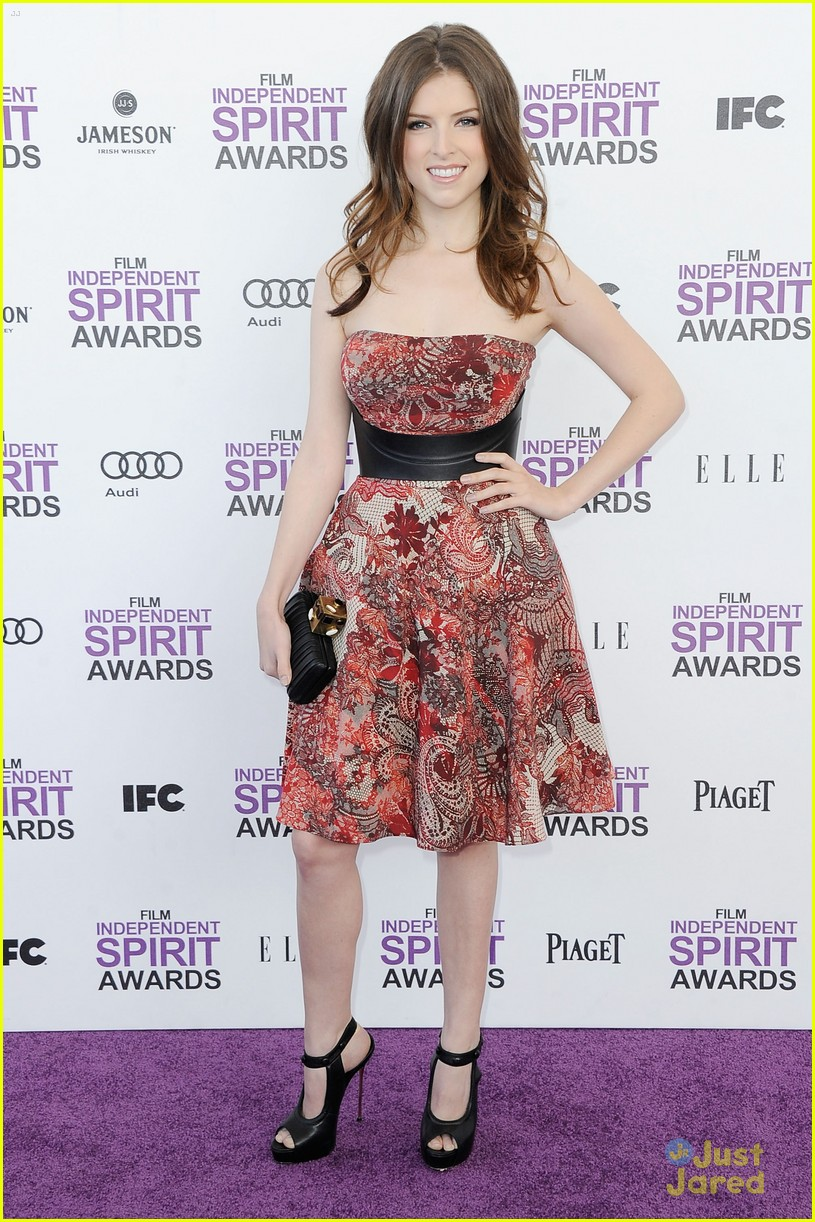 anna kendrick spirit awards 17