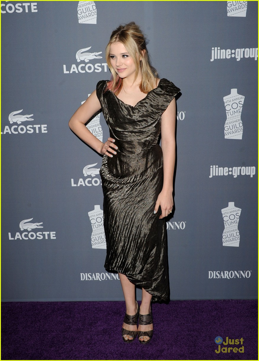 chloe moretz costume awards 05