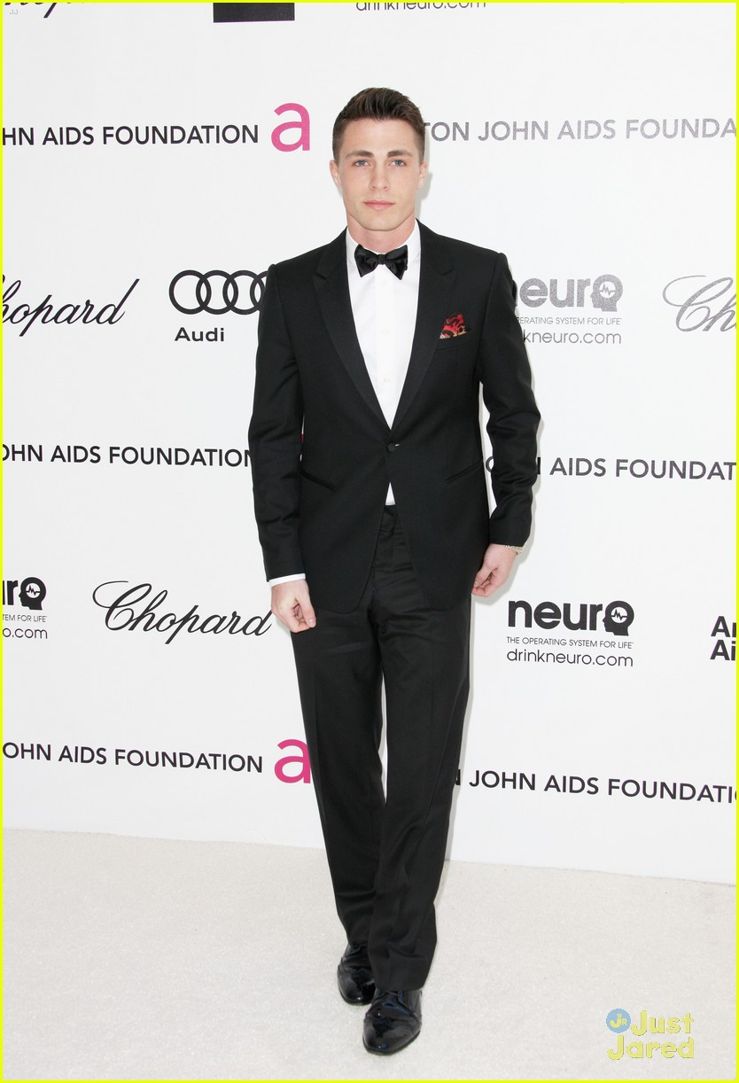 colton haynes ejaf party 05