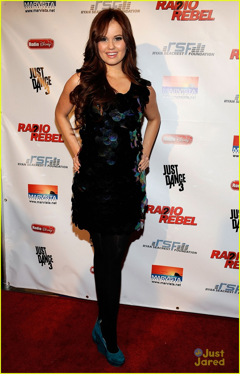 debby ryan rebel premiere 02