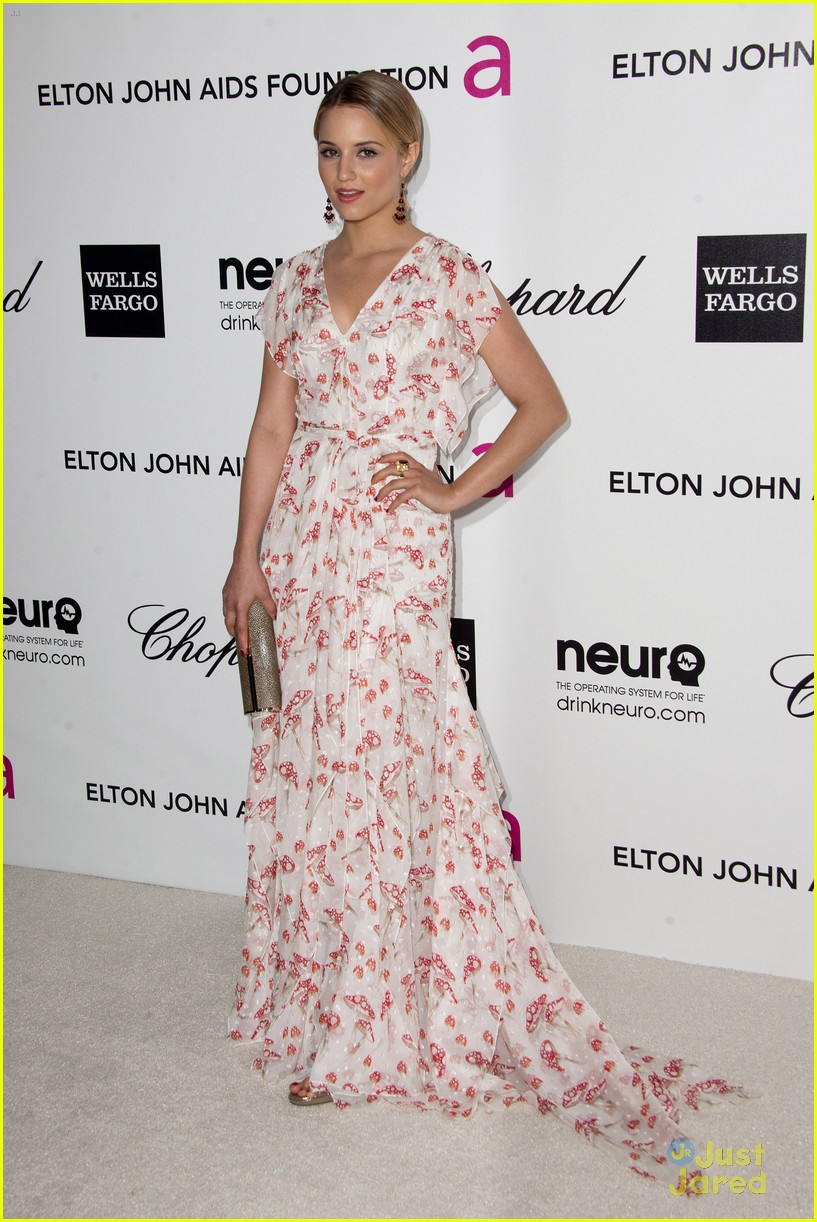 dianna agron ejaf party  02